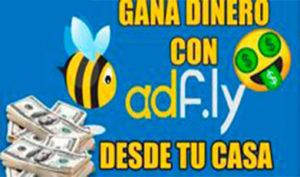 dinero con Adfly